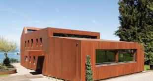 See Haus 310x165 - Künstlerisch gestaltetes See-Haus in Frankreich wird versteigert